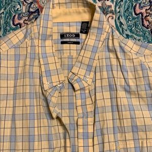 IZOD button shirt